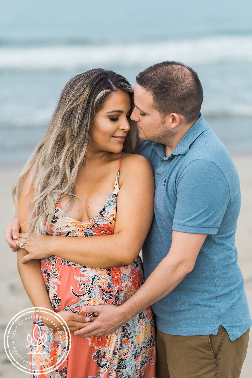 Susie Lindquist Photography | Maternity Photography Kure Beach NC | Babymoon in Wrightsville Beach NC | Babymoon in Wilmington NC