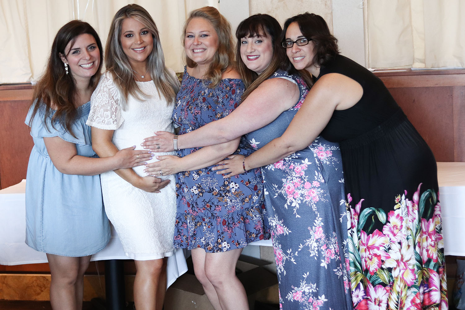 Brighter Darling Baby Shower Friends