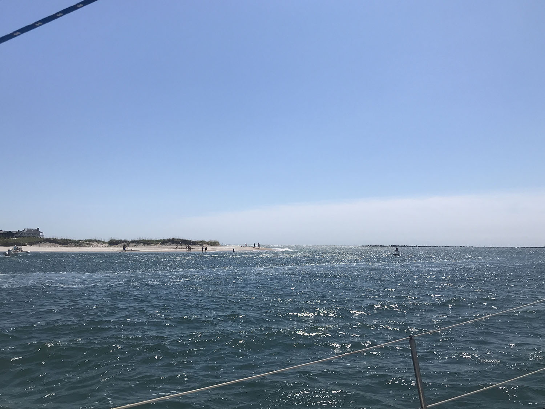 Yacht Ride to Masonboro Island NC   Babymoon Wilmington NC   Wrightsville Beach Intercoastal
