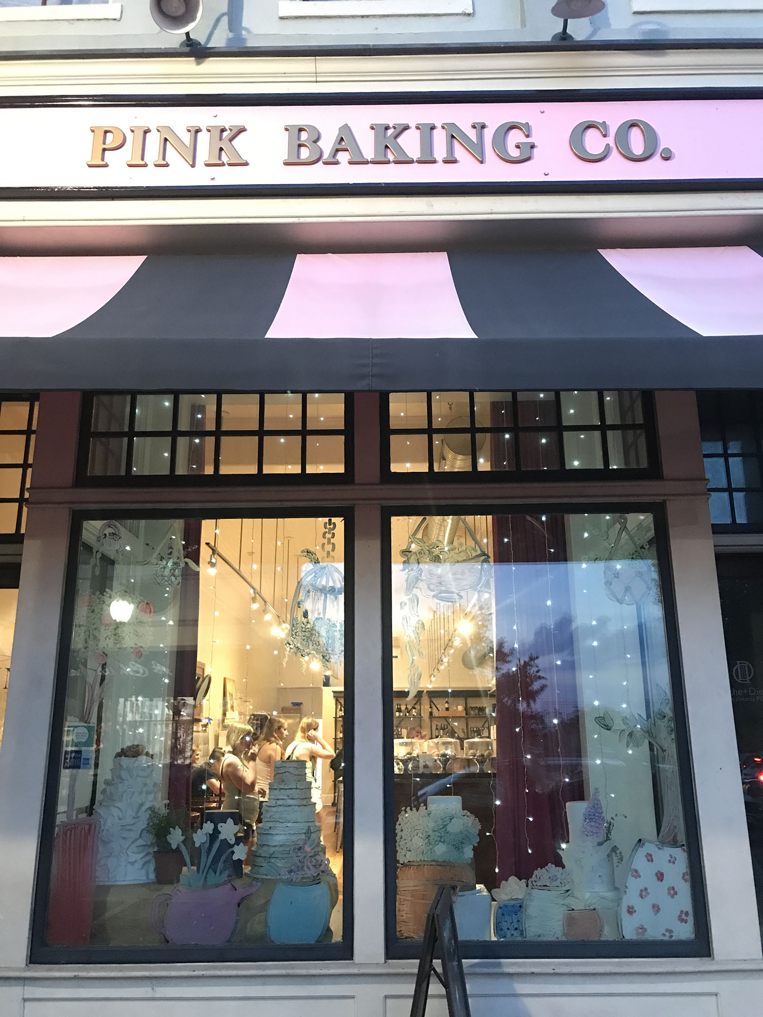 Pink Baking Co Wilmington NC | Babymoon in Wilmington NC