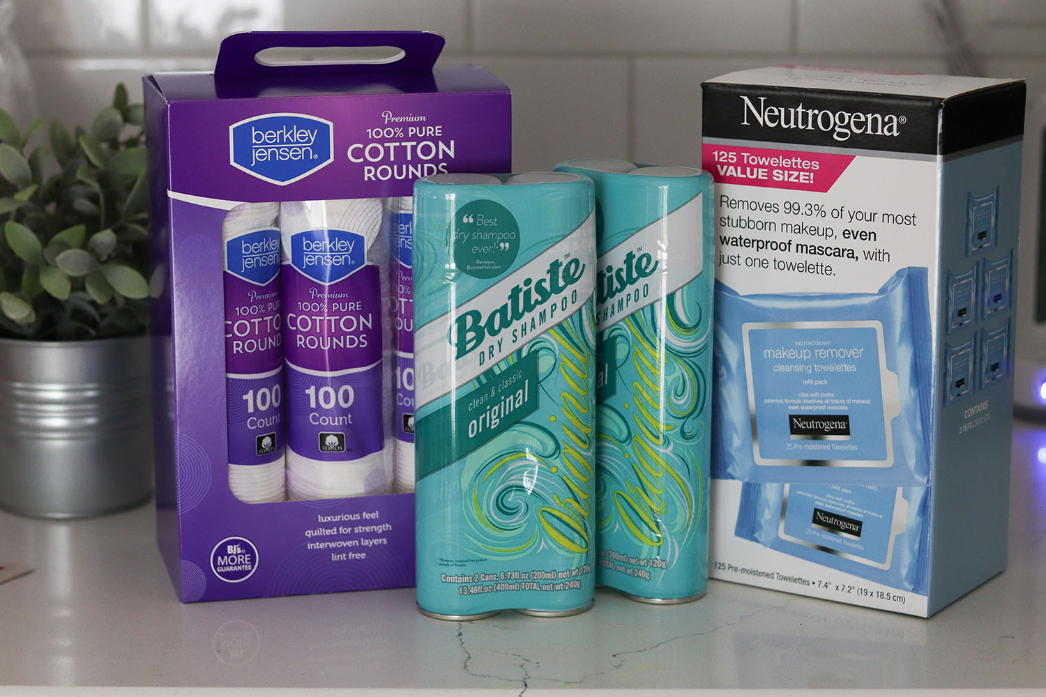 Health and Beauty Essentials at BJ's Wholesale Club   Brighter Darling Favorites