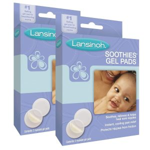 Lansinoh Soothies Pads | Newborn must haves to keep you sane