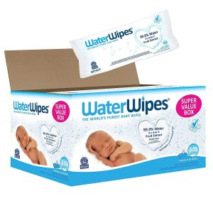 water wipes | newborn must haves to keep you sane