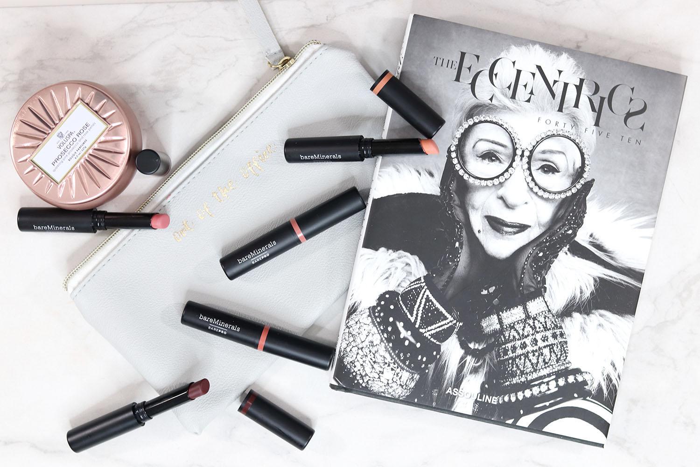 bareMinerals BarePro Long Lasting Lipsticks Review hero
