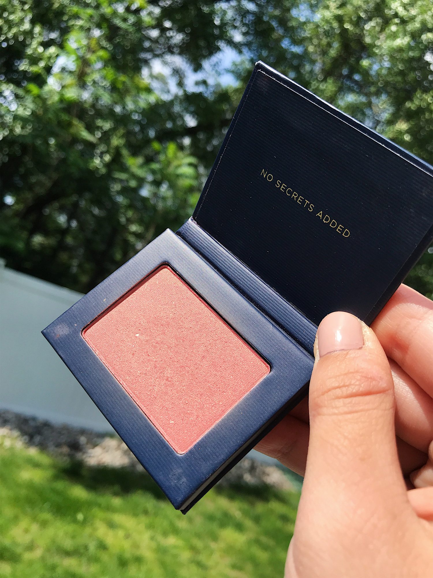 Beautycounter Satin Blush in Nectar | May 2019 Beauty Favorites