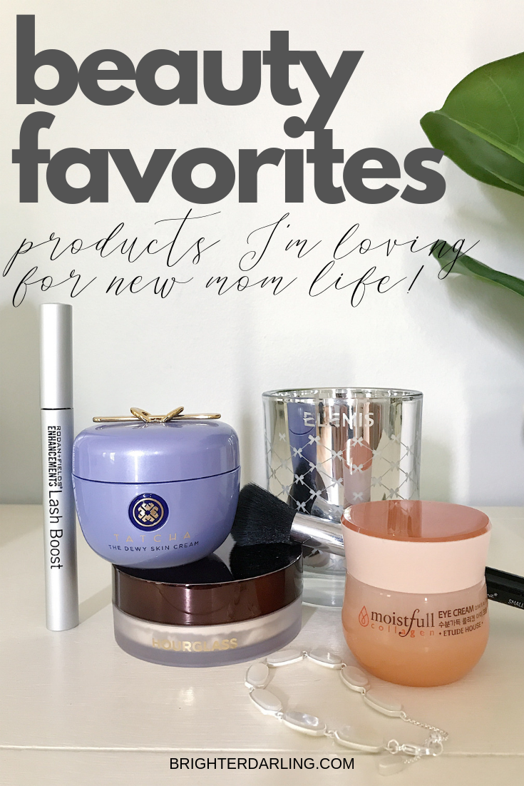 MAY 2019 BEAUTY FAVORITES FOR NEW MOMS | NEW MOM BEAUTY AND MAKEUP