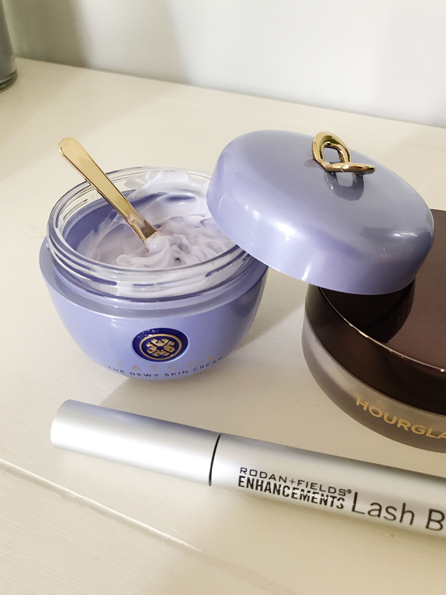 May 2019 Beauty Favorites including Tatcha Dewy Skin Cream Brighter Darling Blog
