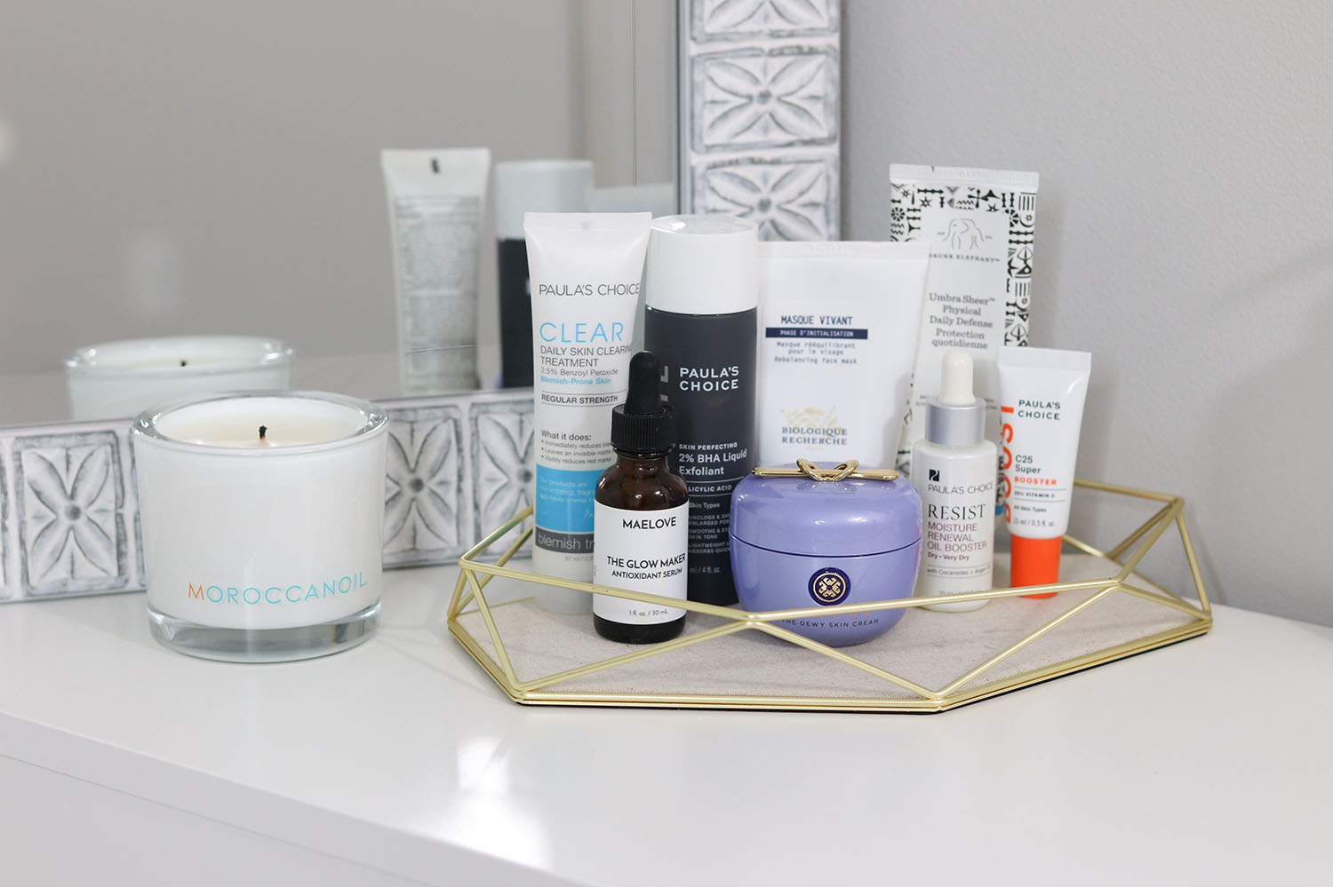 How I Clear My Skin When I'm Having a Breakout | Skin care products used to heal breakouts from Paula's Choice, Tatcha, Drunk Elephant and Biologique Recherche