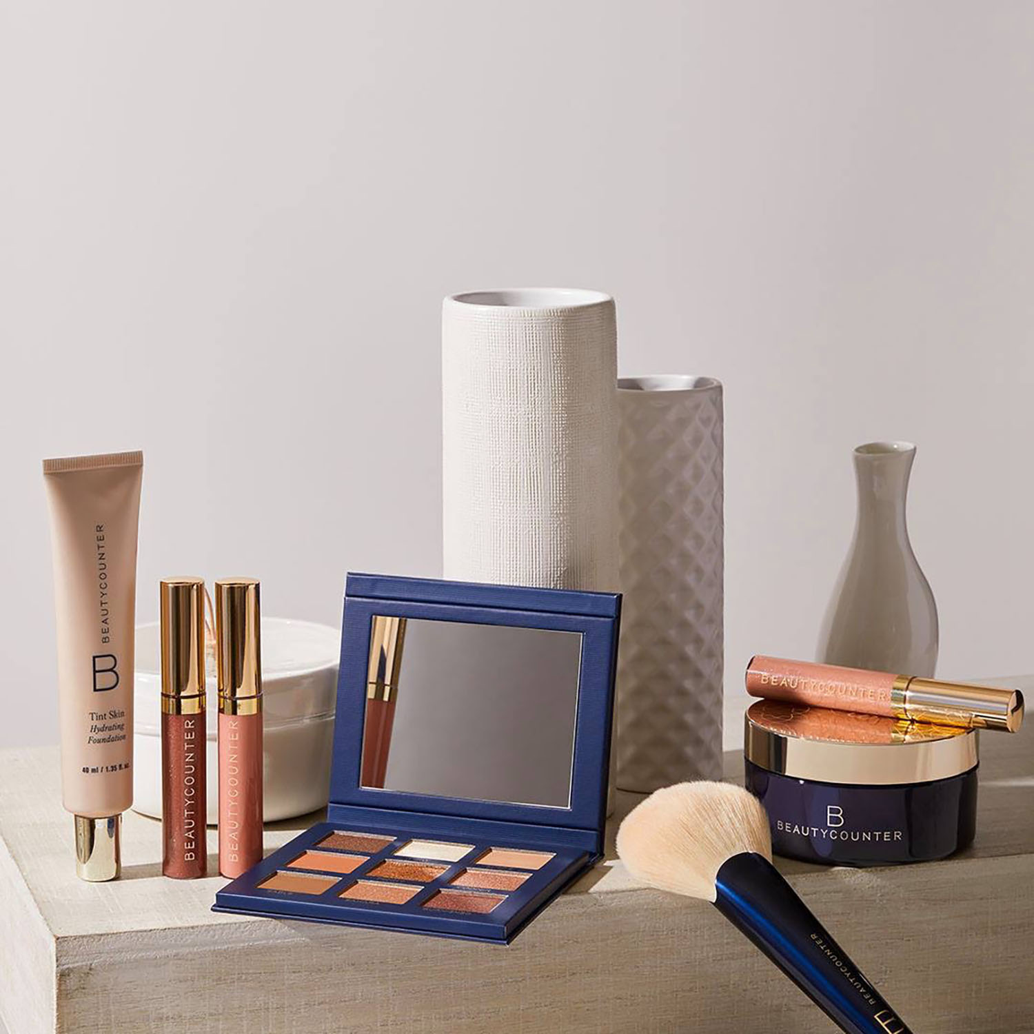 Making Cleaner and Safer Beauty Choices with Beautycounter on Brighter Darling blog
