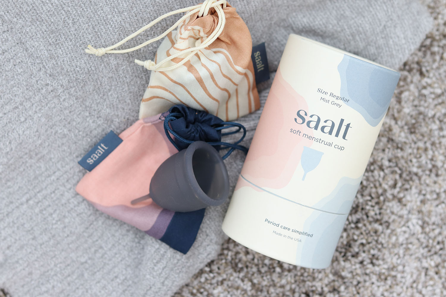 My Experience Using the Saalt Soft Menstrual Cup