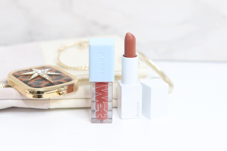 KOSAS Makes Some Nude Lipsticks | KOSAS Vegas and KOSAS Dip