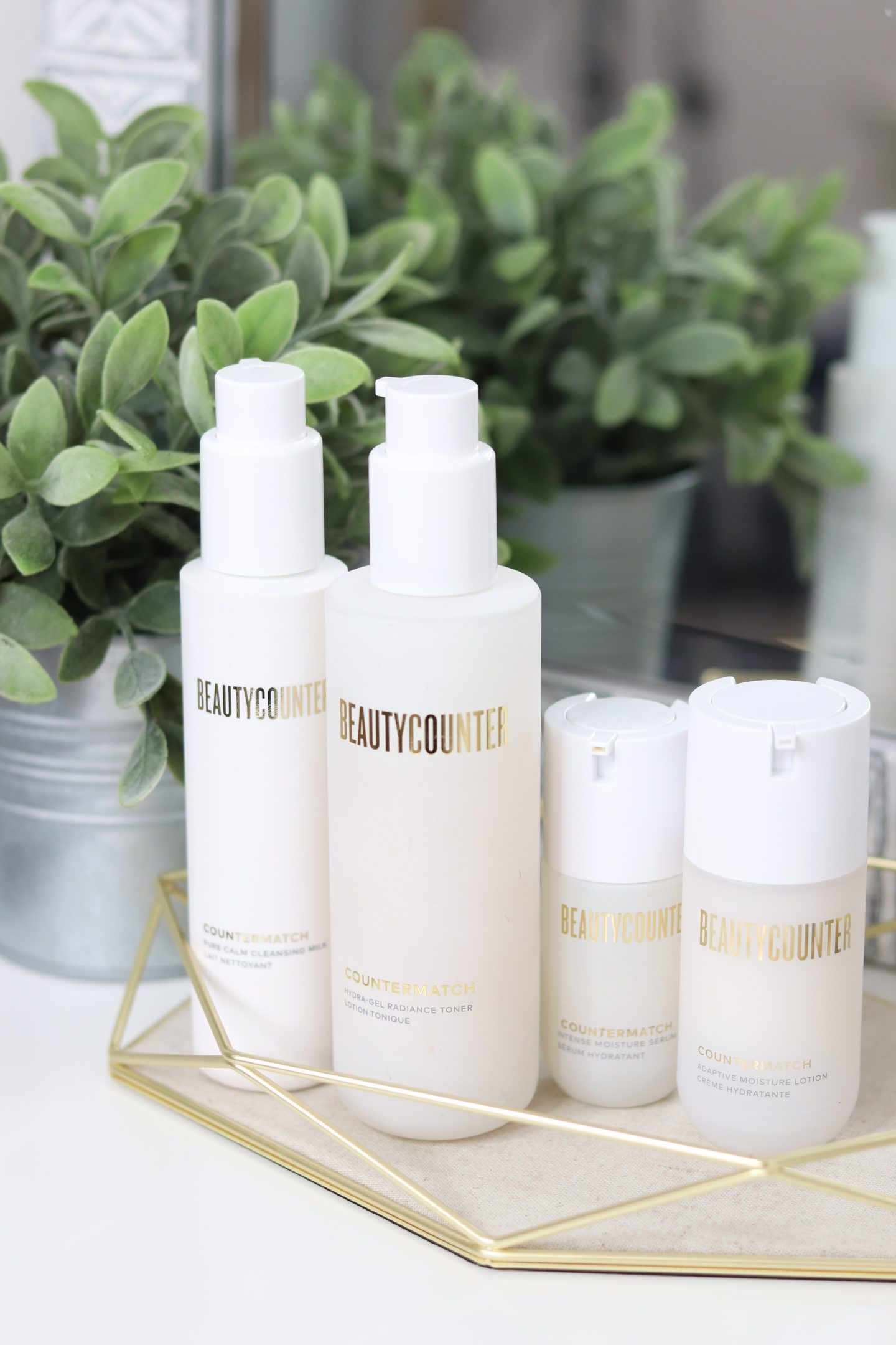 My 5 Favorite Beautycounter Skin Care Products | Beautycounter Countermatch Regimen | Age Prevention Clean Beauty Normal Sensitive Skin Care | Brighter Darling