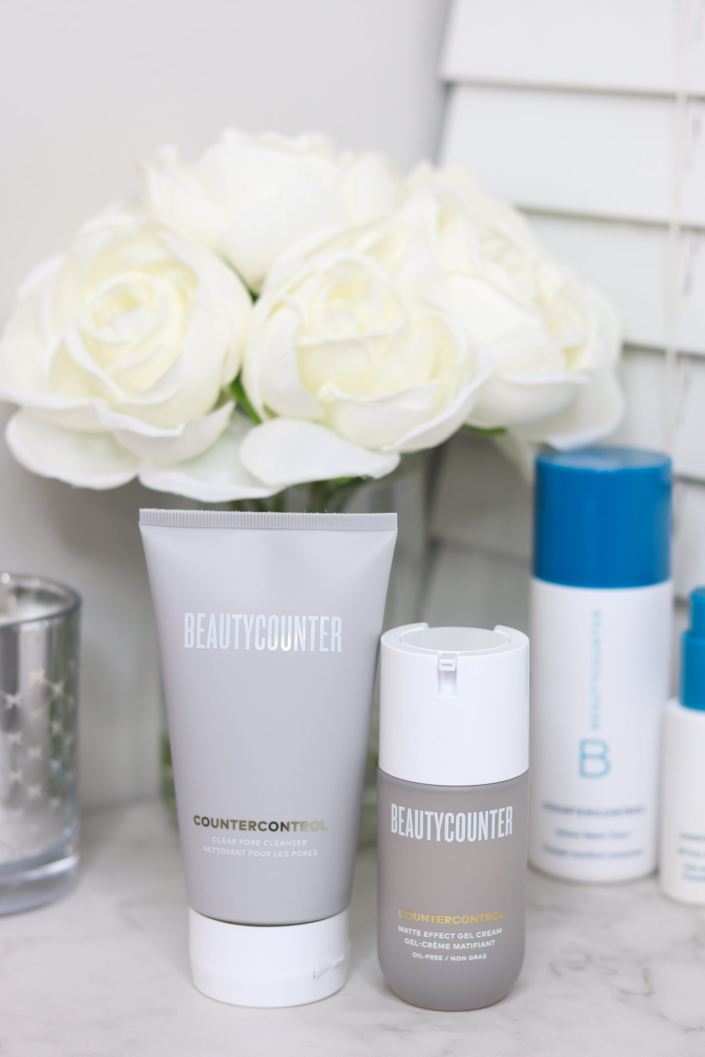 My 5 Favorite Beautycounter Skin Care Products | Beautycounter Countercontrol Acne Fighting Clean Skin Care Routine | Brighter Darling