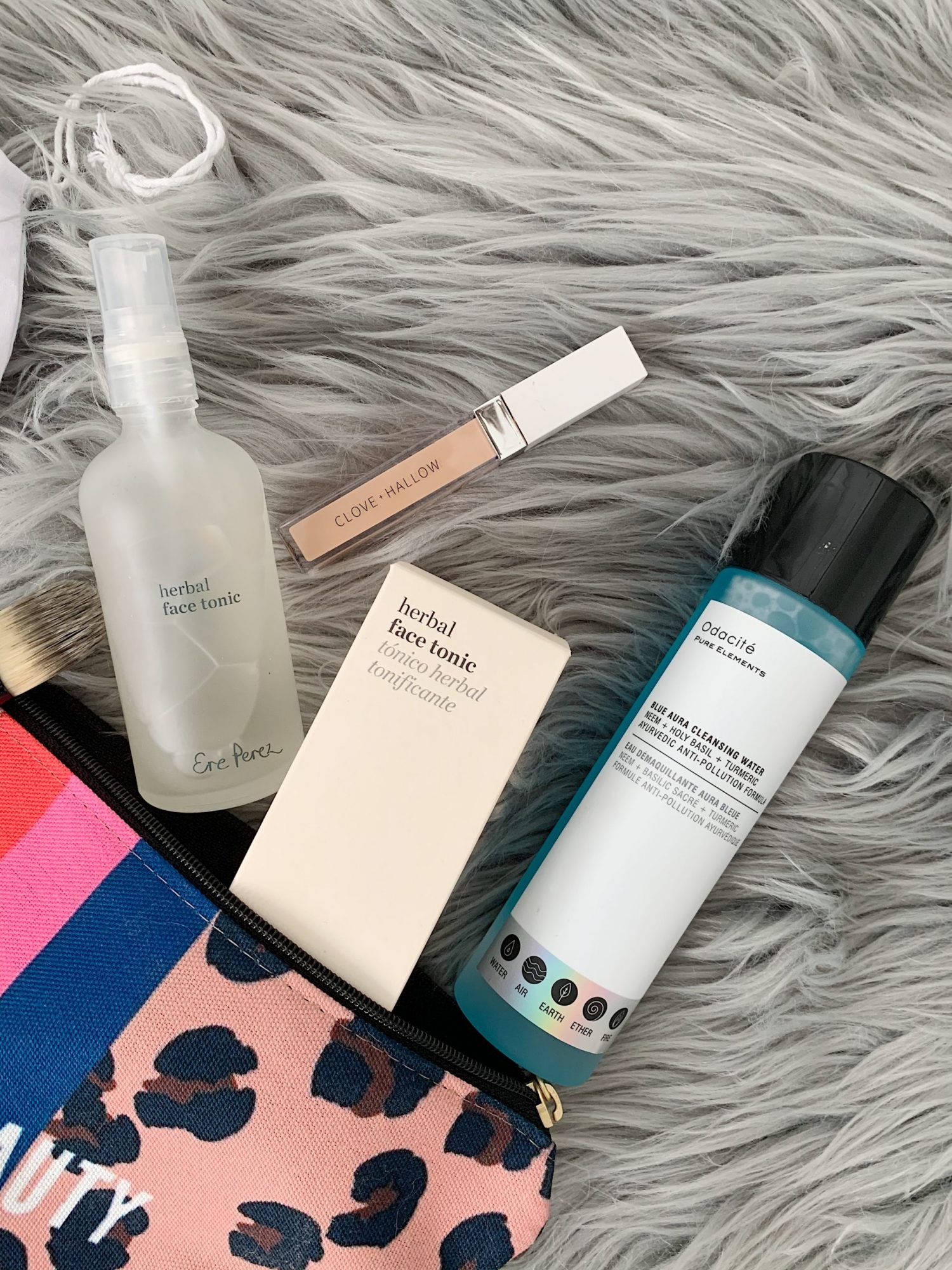 Trying NakedPoppy   High Performing Clean Beauty