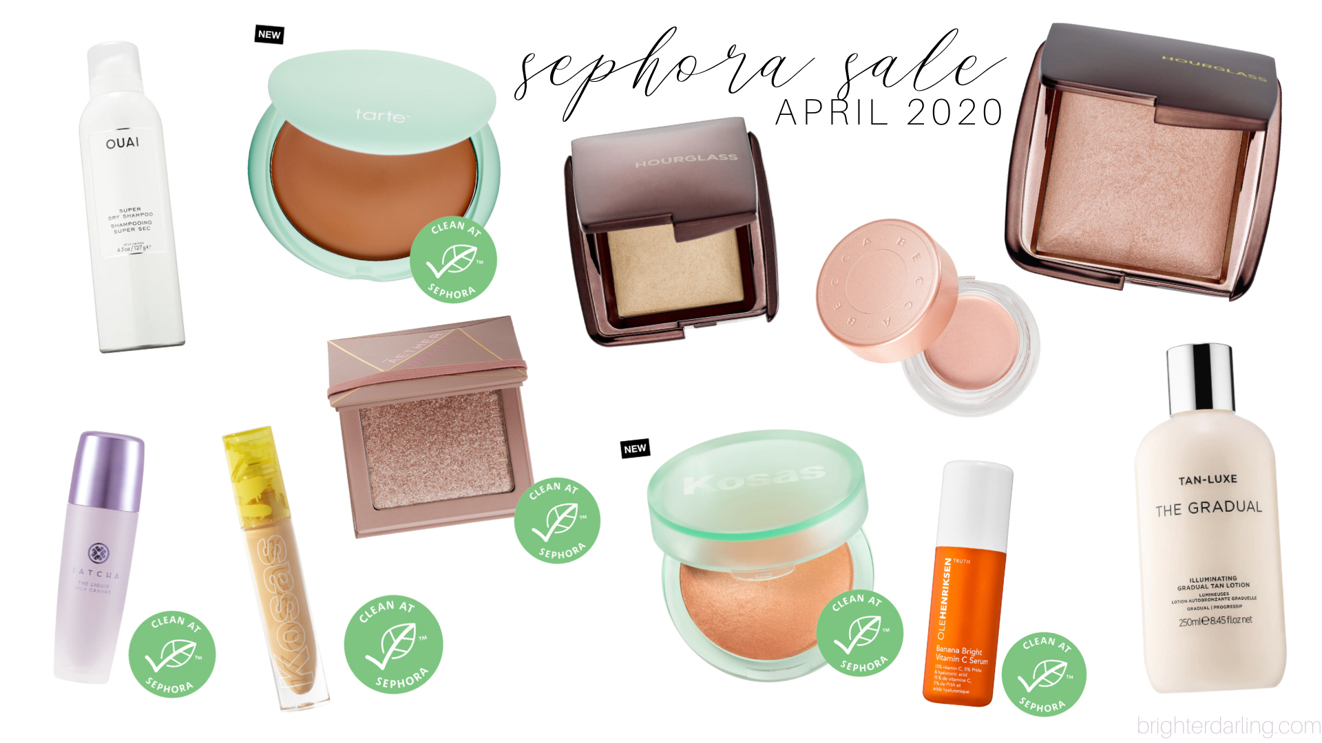 shopping the april 2020 sephora sale recommendations