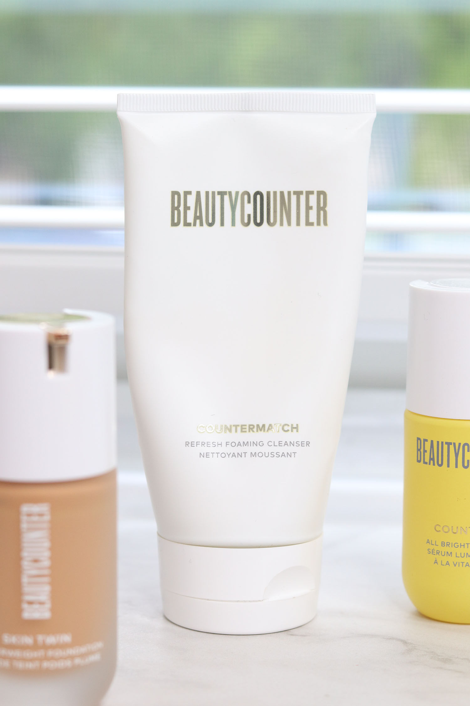 Spring Beauty Haul, Beautycounter Countermatch Refresh Foaming Cleanser