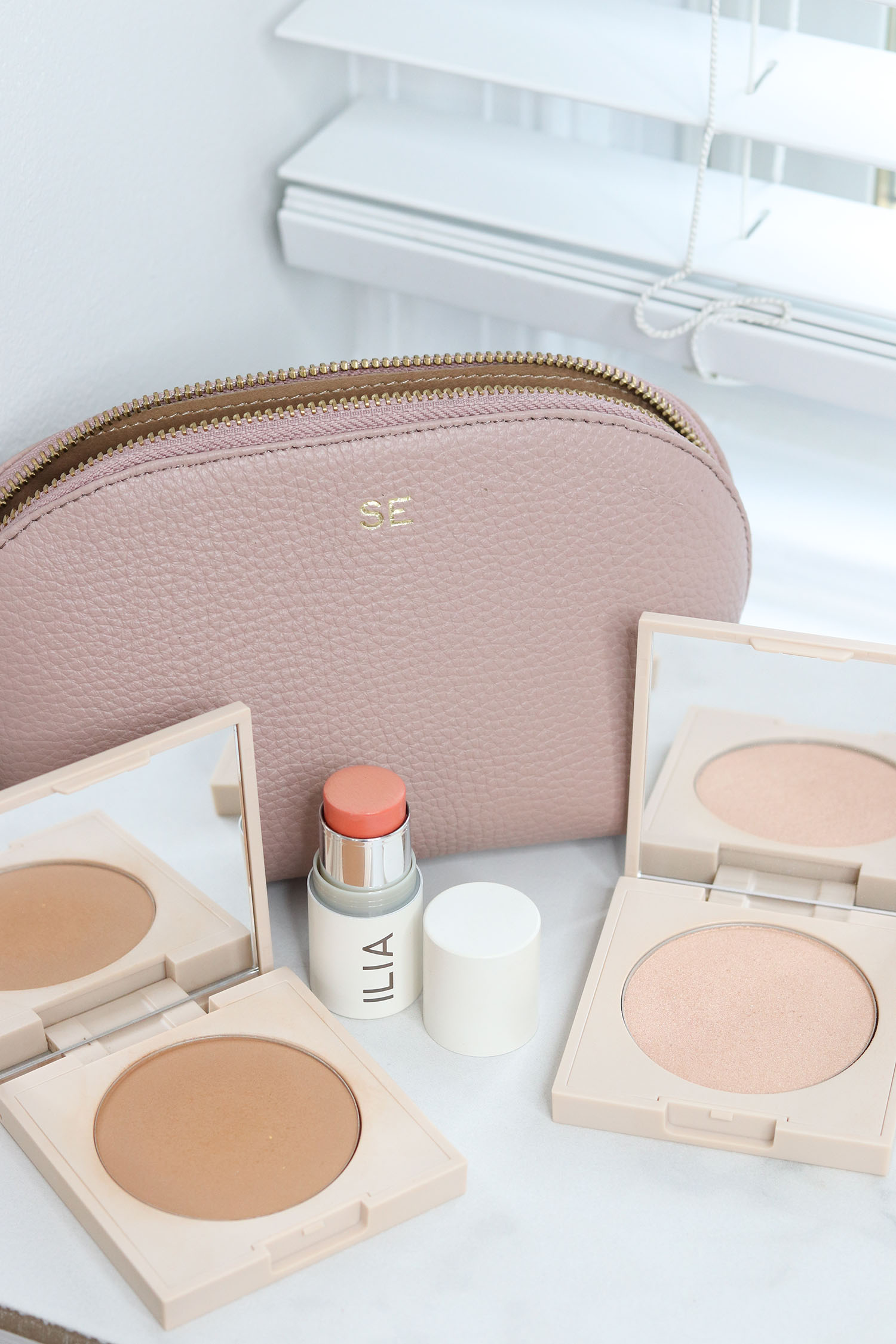 Spring Beauty Haul | Ilia Daylite and Nightlite Highlighter and Bronzer Powders, Ilia Multi Stick I Put a Spell On You
