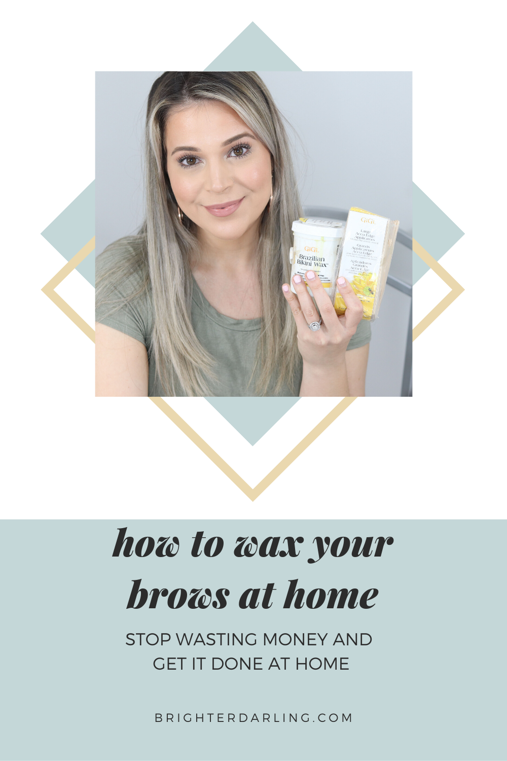 How To Wax Your Brows at Home Like a Pro | Save Money Wax Your Brows At Home | How To NOT Ruin Your Brows | How To Fix Your Brows