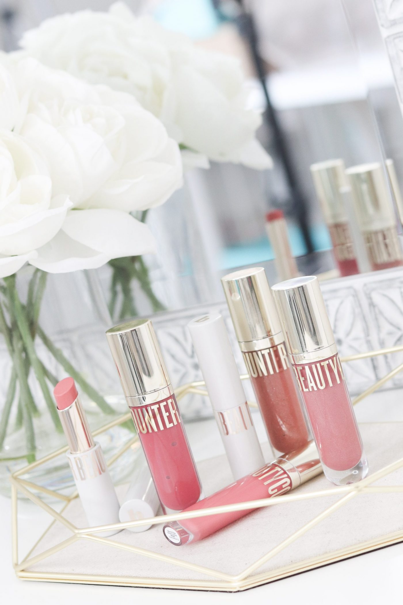 Becoming a Beautycounter Consultant | Beautycounter Sheer Genius Lipsticks and Beyond Gloss | Brighter Darling Blog