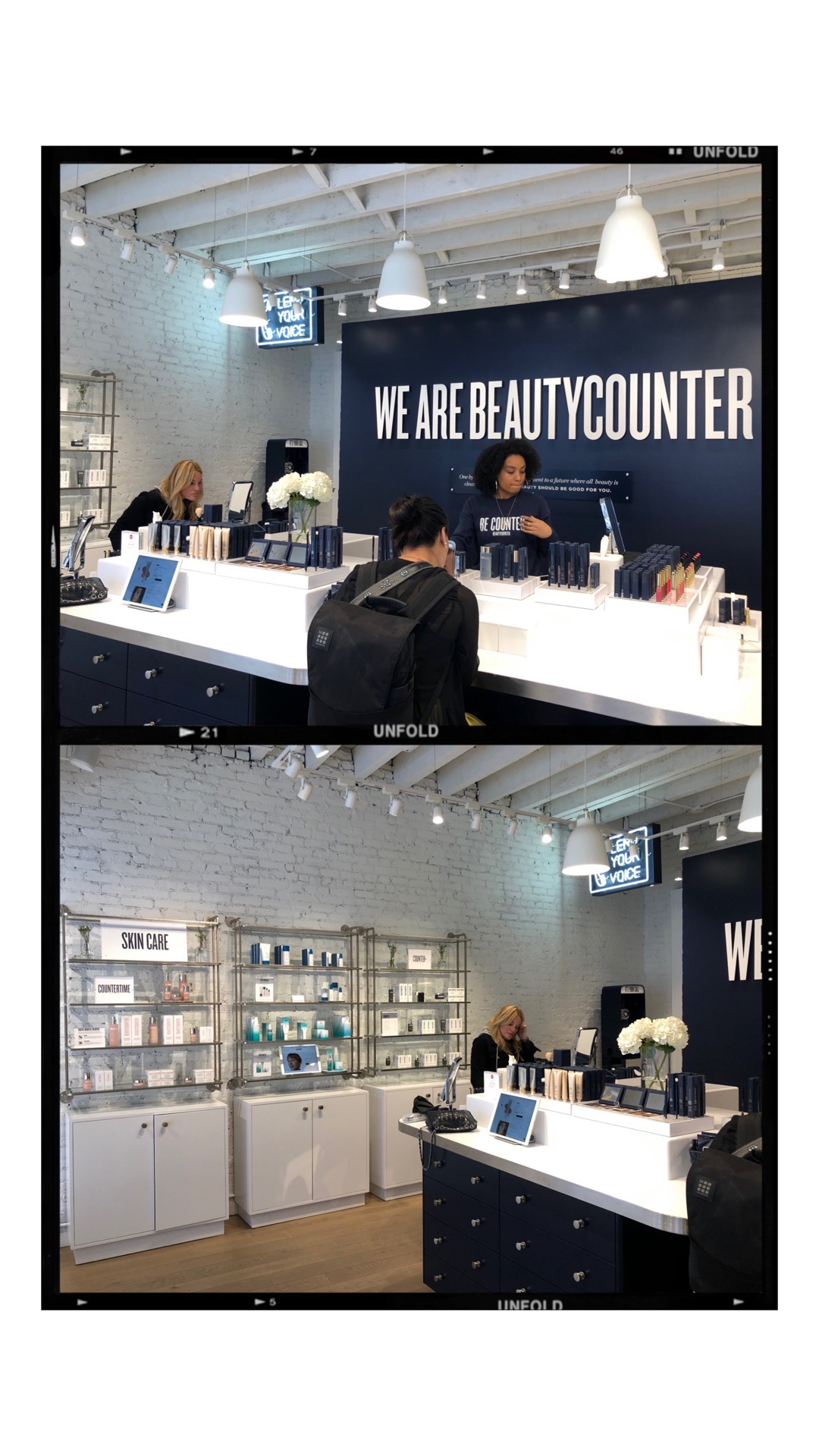 Beautycounter Retail Store New York City | Becoming A Beautycounter Consultant