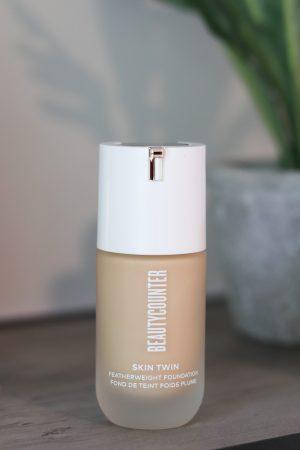 Beautycounter Skin Twin Foundation Bottle Close Up
