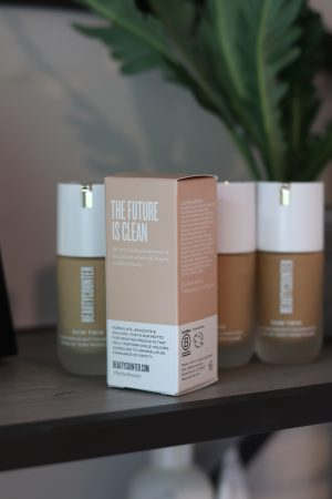 Beautycounter Skin Twin Foundation Review Packaging Label