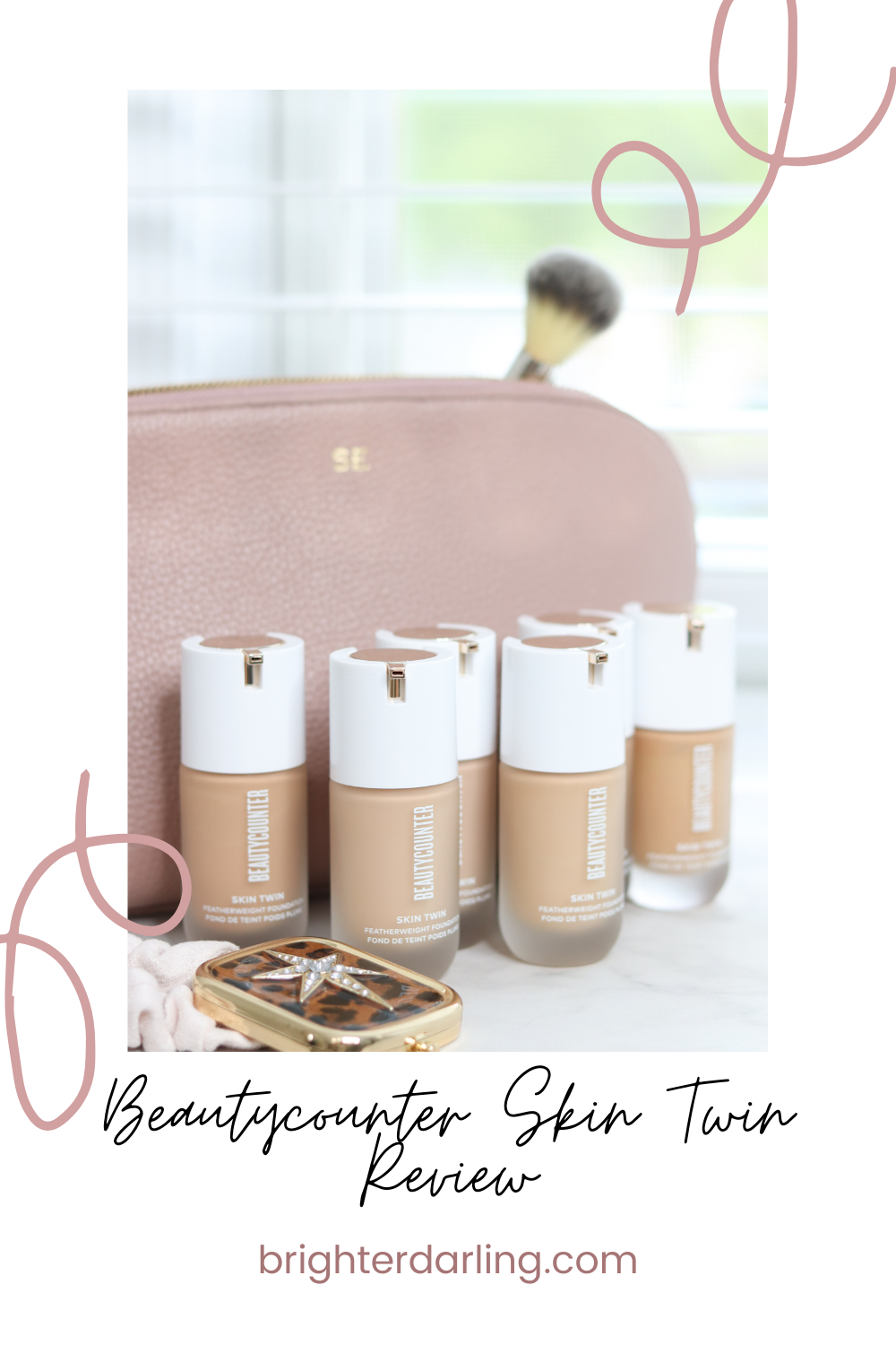 Beautycounter Skin Twin Review and Wear Test Demo