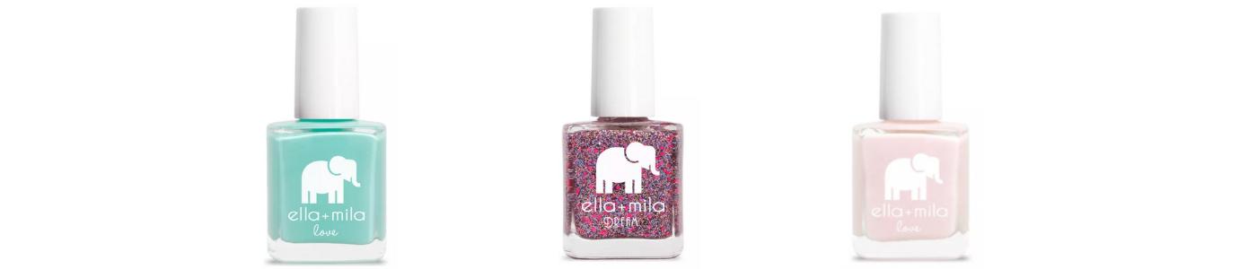 ella and mila nail polish safe non toxic nail polish for tweens and teens