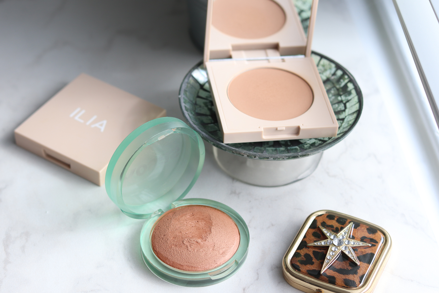 KOSAS Bronzer vs ILIA Bronzer | Which clean bronzer is better?