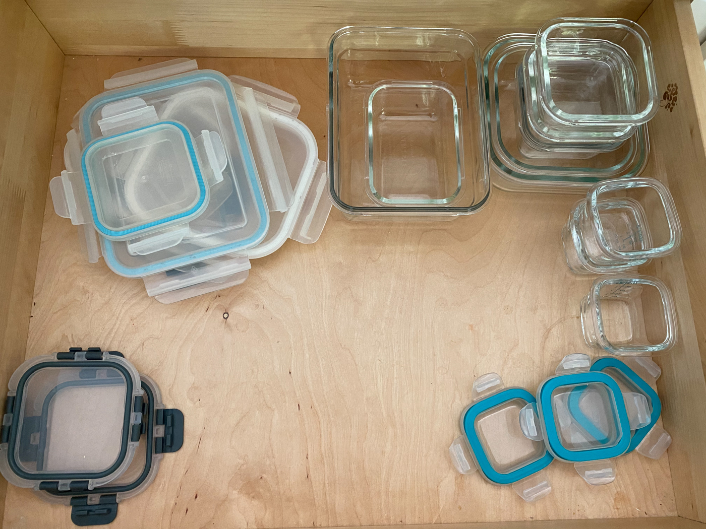 Glass Food Storage Containers | Plastic Tupperware Alternatives | Non toxic Food Storage | Sustainable Food Storage