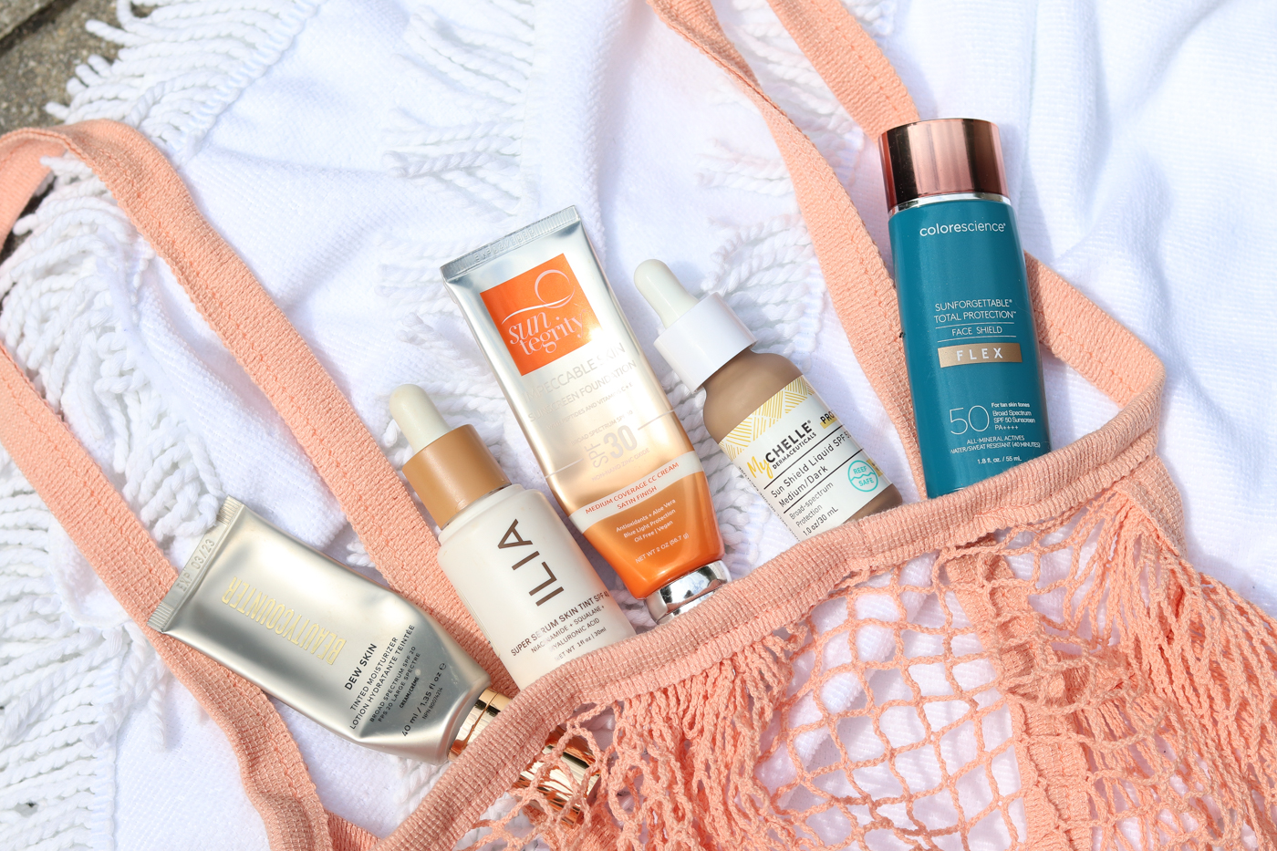 5 Clean Tinted SPFs To Try | Nontoxic Tinted Moisturizers with Coverage that have SPF