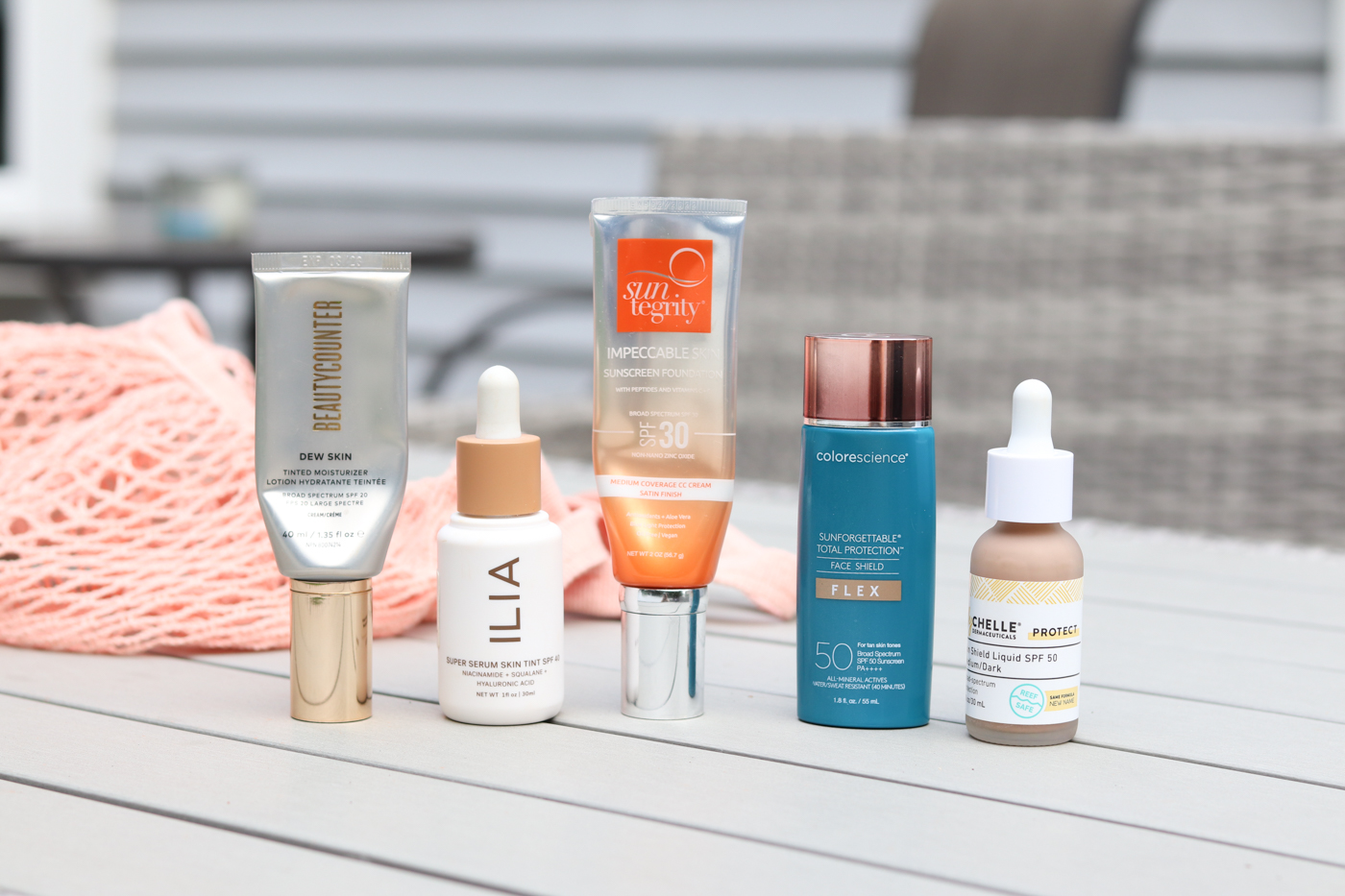 5 Clean Tinted Moisturizers with SPF To Try
