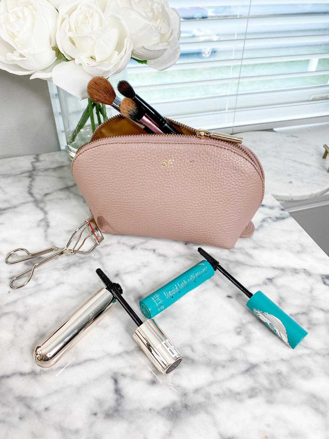 Beautycounter Think Big Mascara wand vs Thrive Causemetics Mascara Wand